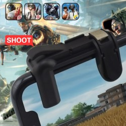 ROCK PUBG Mobile Phone Controller for iPhone X XS MAX 8 Samsung Xiaomi Joystick Game Button Shoot