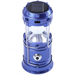 Solar Rechargeable 6 LED Lantern