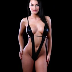 Women Lingerie Sexy Hot Erotic Sexy Bodysuit Glossy Cortex Body Suits