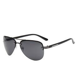 Big Pilot  Mens Sunglasses Brand Designer UV400 Vintage   Lens Mirror Fishing Driving