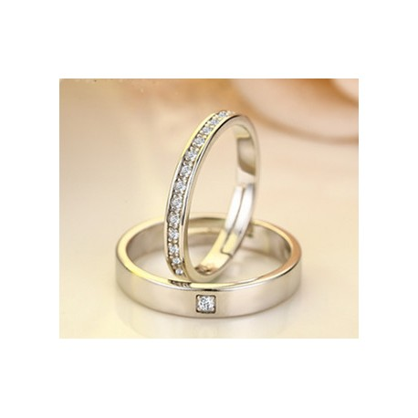 High quality fashion couple ring