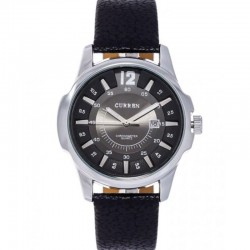 Swiss design curren watch