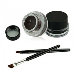High quality eye liner gel with brush